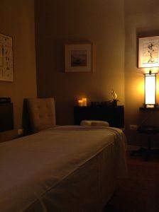 The Rub Chicago - Treatment Room 1