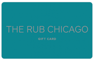 The Rub Chicago Gift Card Image